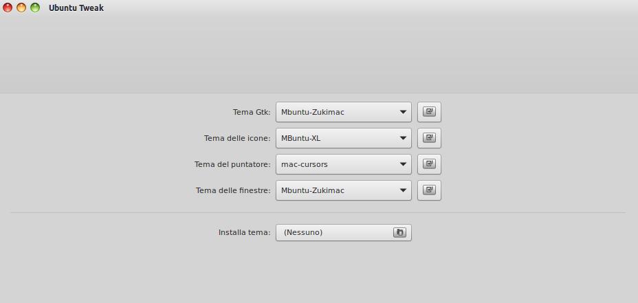 config ubuntu mac