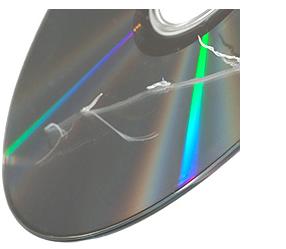 Recuperare dati ca CD e DVD danneggiati su Ubuntu con Dvdisaster