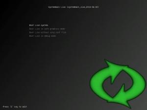 systemback_Fare backup e ripristinare Ubuntu