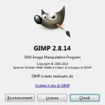 Come installare la nuova versione di GIMP su linux ubuntu