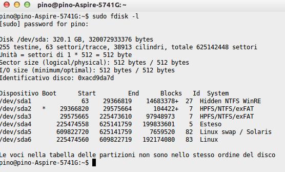 Ripristinare Grub Ubuntu da riga comando o con Boot-Repair