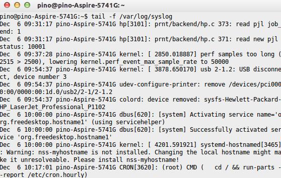 Come ricercare anomalie analizzando il registro di sistema su Linux